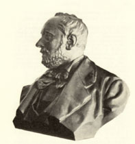 Büste: August Howaldt (1809-1883)
